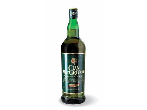 Whisky Clan Mc Gregor 1lt