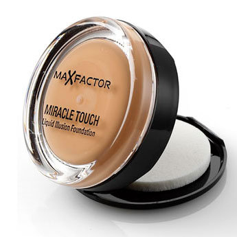 Miracle Touch 075 Golden de MAX FACTOR
