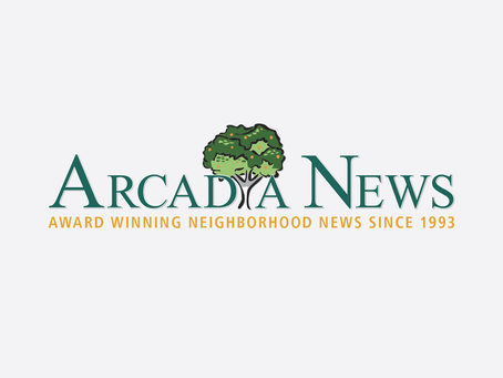 Parker Fairchild Featured in the Arcadia News