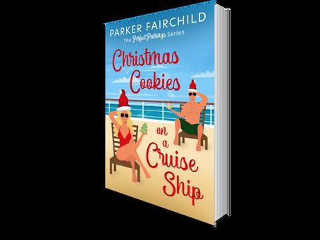 Christmas Cookies on a Cruise Ship