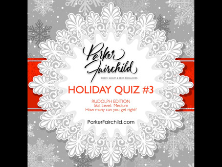 Holiday Quiz #3