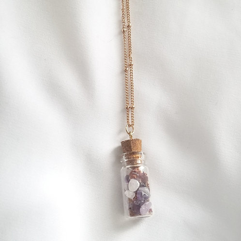 Love potion necklace