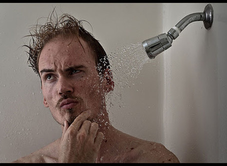 Quotidian Reflections: The Case of a Twisted Shower Head