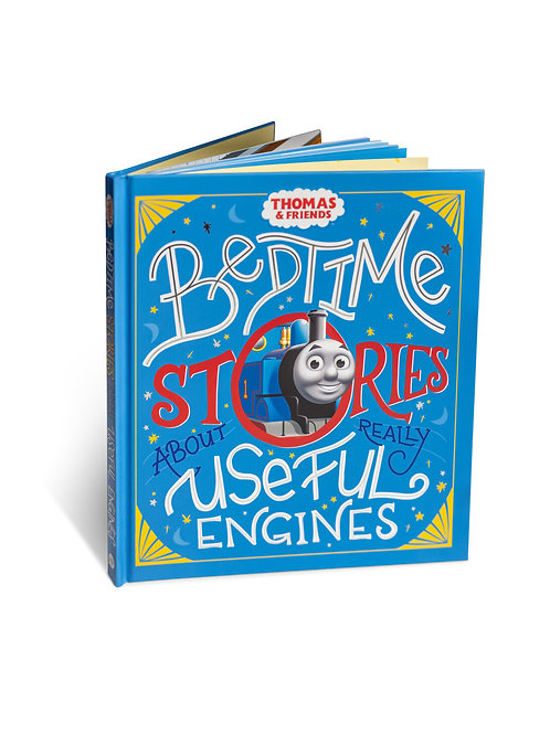 Thomas & Friends: Bedtime Stories About Really Useful Engines