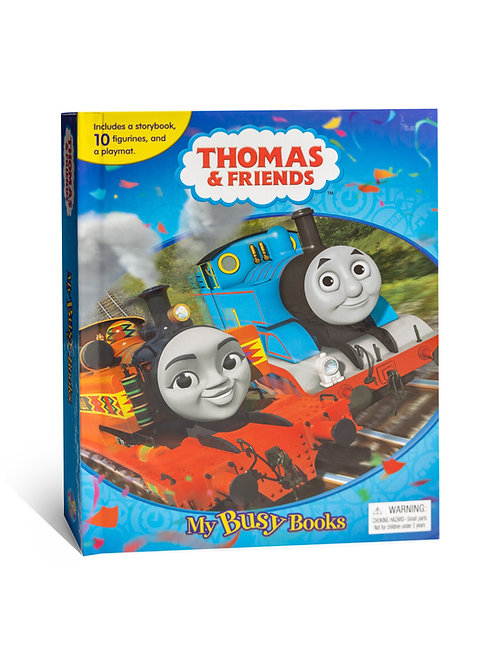 Thomas & Friends My Busy Books