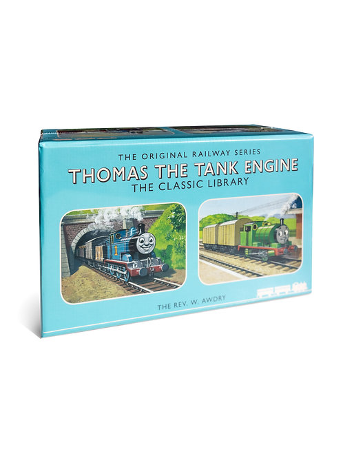 Thomas The Tank Engine - The Classic Library
