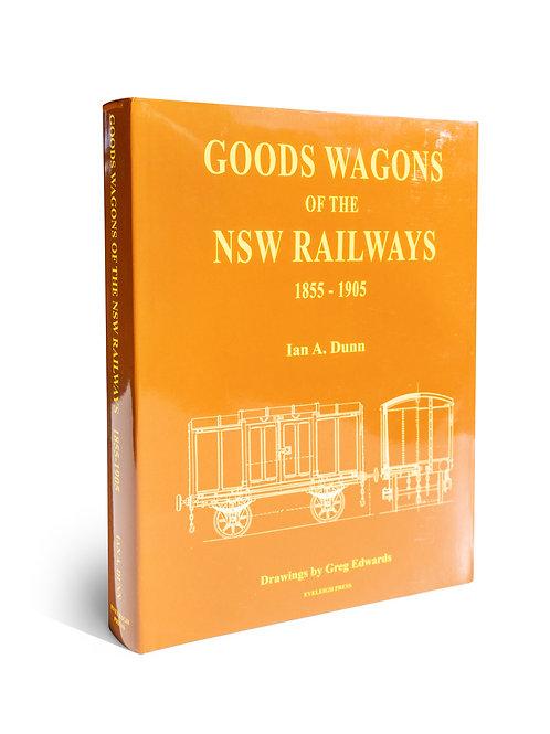Goods Wagons of the NSW Railways 1855-1905