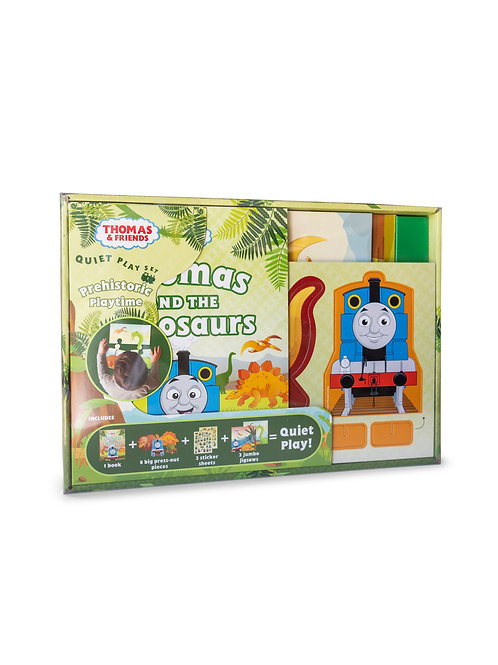 Thomas & Friends Quiet Play Set - Thomas and the Dinosaurs