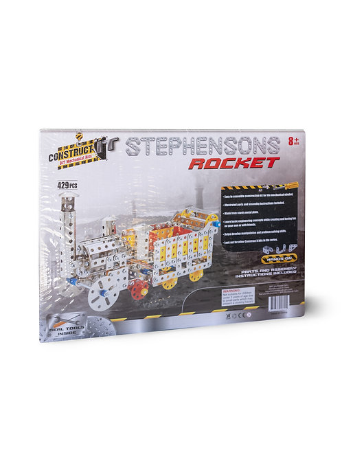 Contruct it - Stephensons Rocket