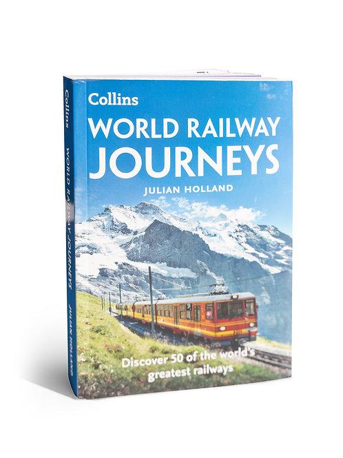 Book: World Railway Journeys