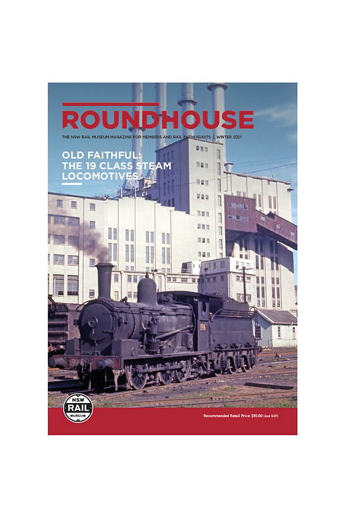 Roundhouse Magazine: Winter 2021