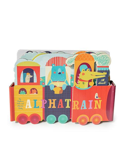Kids Book: Alphatrain