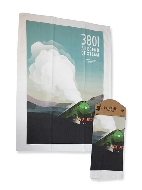 3801 Kitchen Tea Towel