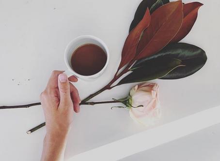 Mornings & Instagram