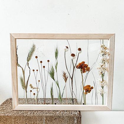 Floral Frame - Modern