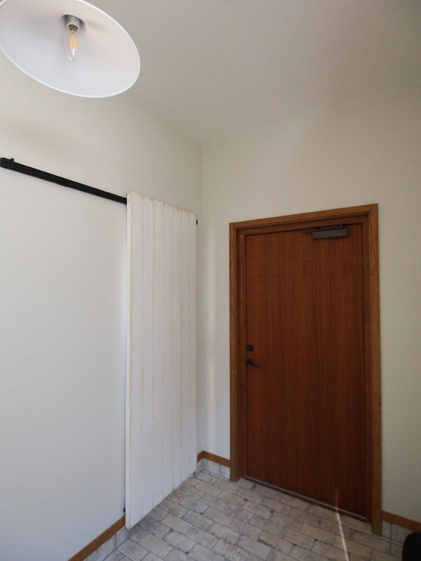 輸入玄関ドア