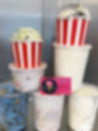 Ice Cream delivery party package