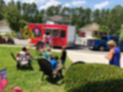 food truck, ice cream gourmet, homemade ice cream