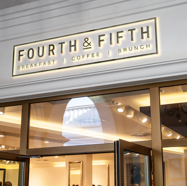 Fourth and Fifth - Branding