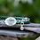 Thumbnail: Leather Bracelet - Small Setting
