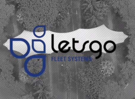 New website for LetsGo Fleet System