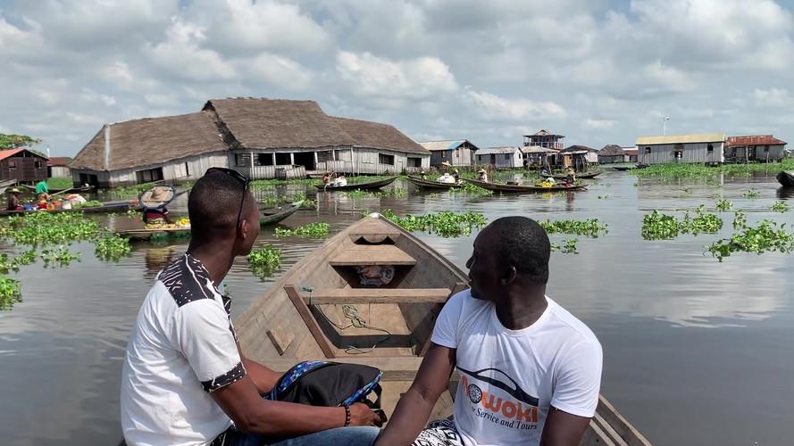 Jeremies on Lake Benin