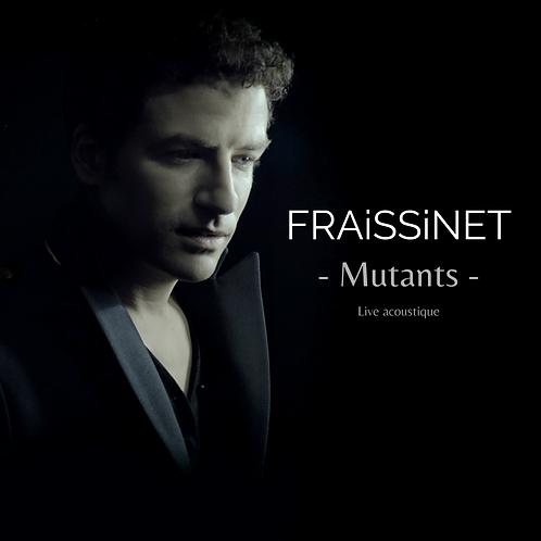 Album EP Live Mutants (2020)
