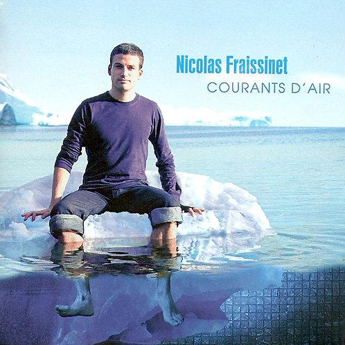 Album Courants d'air (2008)