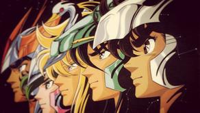 ★ 18 - les Chevaliers du Zodiaque