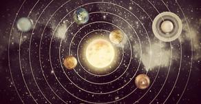 ★ 42 - Les planètes de la semaine