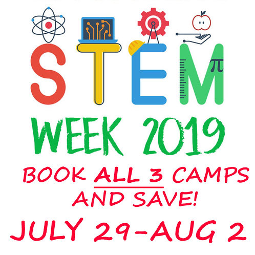 Mt Lebanon Upper St Clair Summer Camp Discount Reduced Fee Coupon Promo Kids STEM Program Science Activities Local Boys Girls