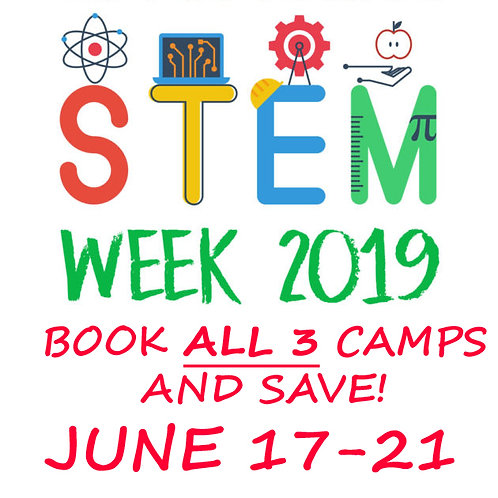 Peters McMurray Canonsburg Summer Camp Discount Reduced Fee Coupon Promo Kids STEM Program Science Activity Local Boys Girls