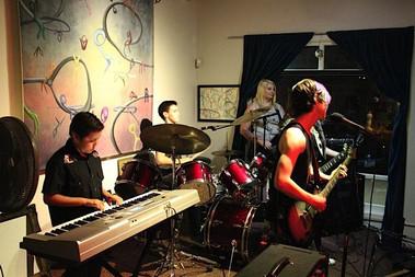 Rock Steady Band Camp