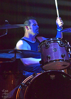 Drum Instructor Tom Frost