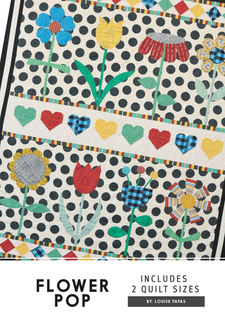 JKD - L Papas- Flower Pop - pattern cove