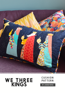 We Three Kings Pattern Only - Front Cove
