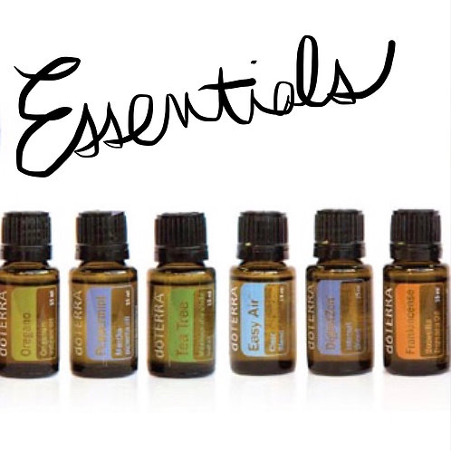 Essential Oils Essentials Conversation