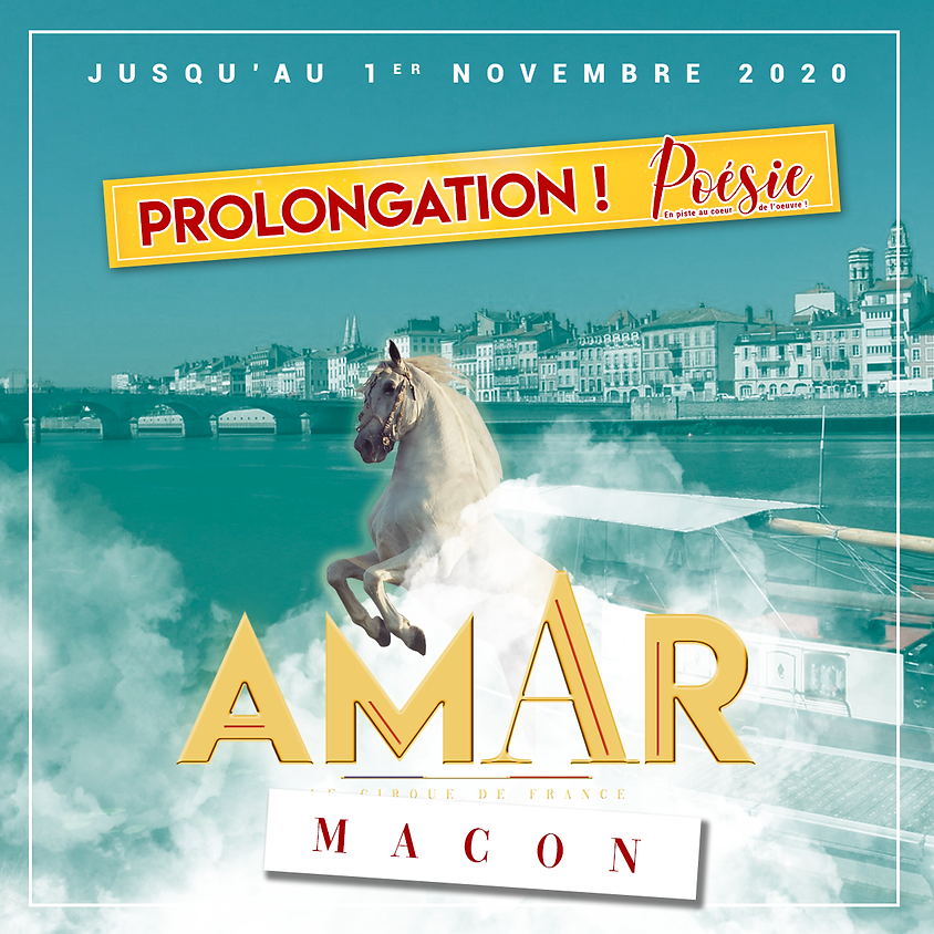 16 AU 1er NOVEMBRE - MÂCON PROLONGATION