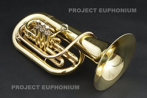 ※販売終了 新品 Thomann  ミニユーフォニアム Little Lion - EP33006