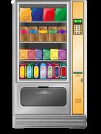 vending-snack-is-a-machine-vector-illust