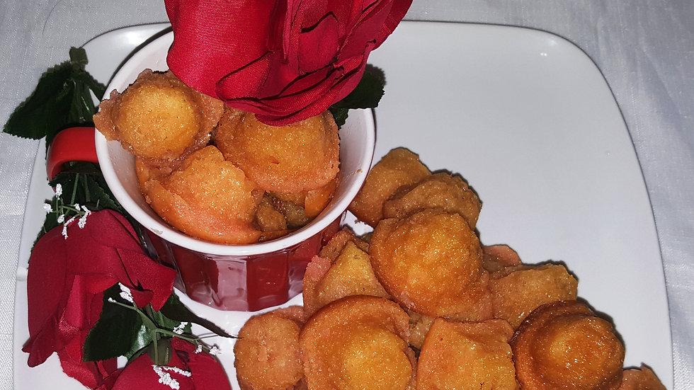 Pink Champange Cake Bites