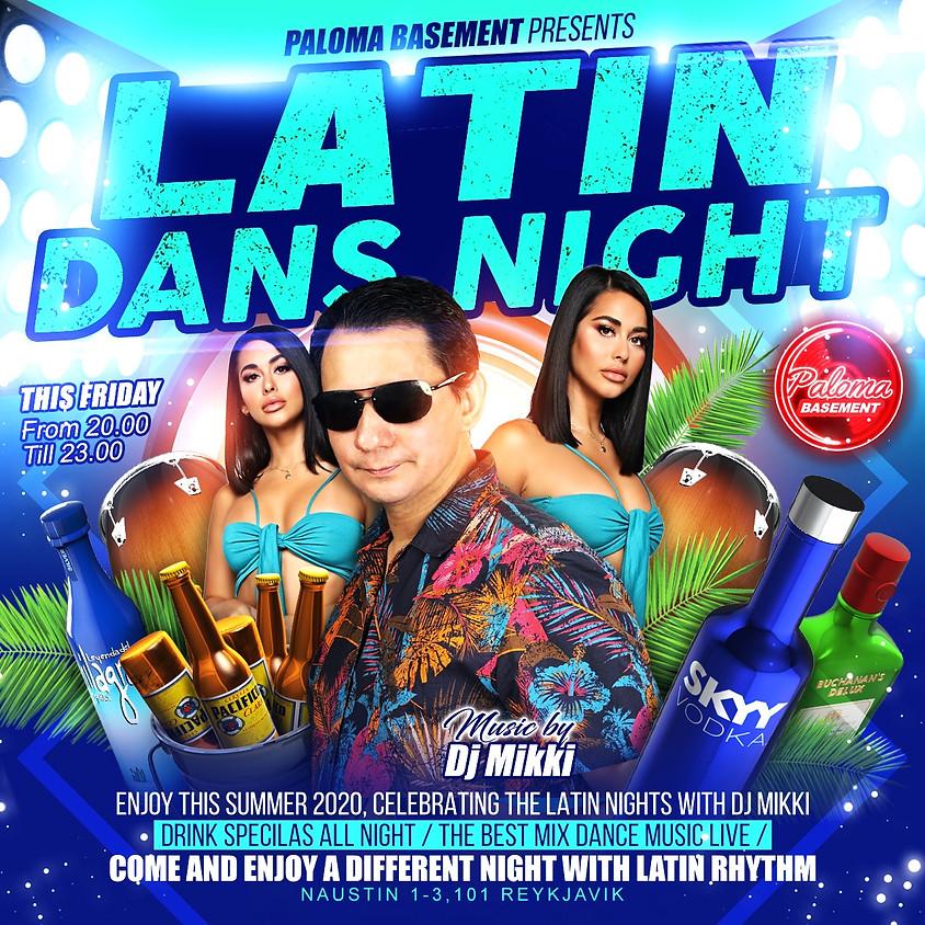 Latin Night Dans Night