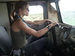 Tanked in Kazakhstan