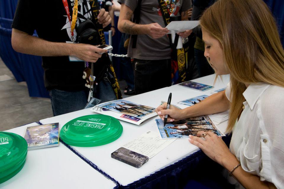 ComicCon autographs