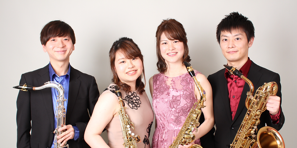 Kir saxophone Quartet 2nd Recital
