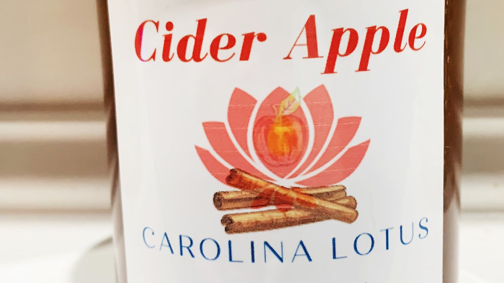 Cider Apple 9 oz Soy Wax Candle