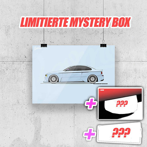 BMW 2002 HOMMAGE MYSTERY EDITION | MYSTERY BOX