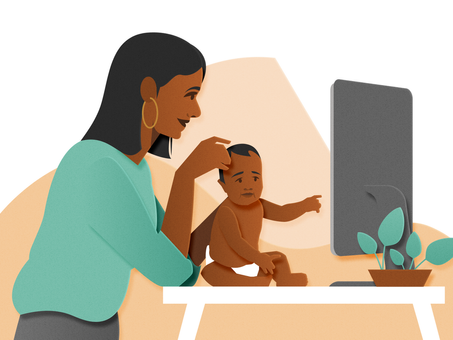 Don't miss indeed's Tips for Parents & Caregivers Returning to the Workforce