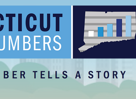UP Founder, Candace Freedenberg highlighted in CT. by the numbers article