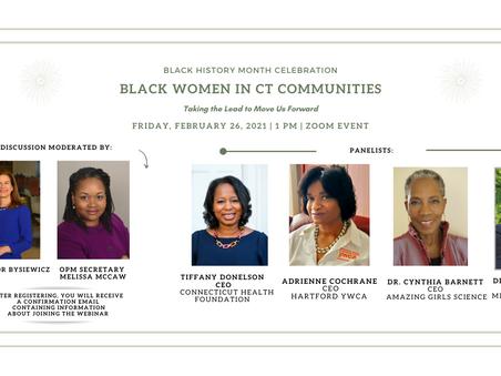 Black Women in CT Communities